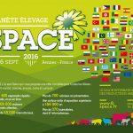 Space 2016: 102 000 visiteurs pour la 30ème édition.