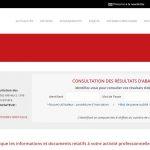 CONSULTATION DES DONNEES ELEVEURS